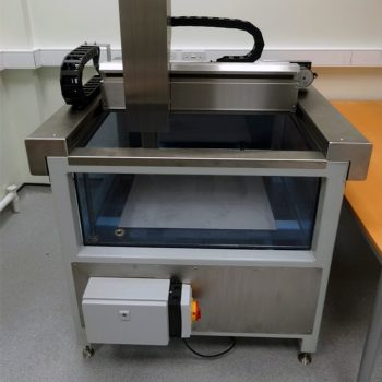 3-axis immersion unit
