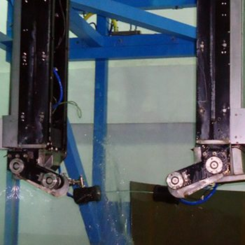 Upgrade of Midas rotary system