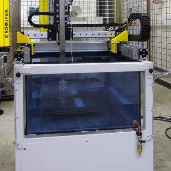 System installation at major UK university